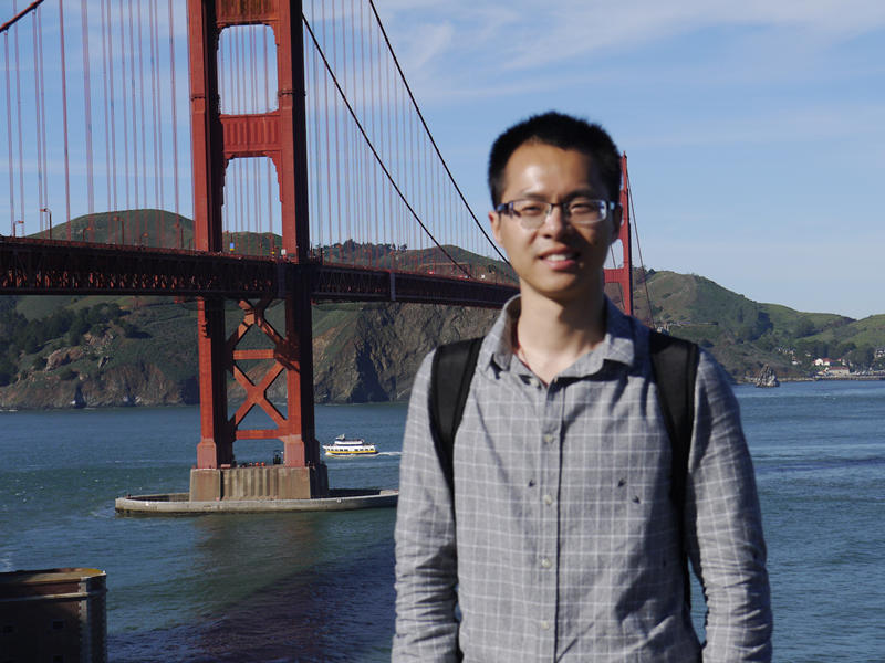 Ph.D. Student Chao Xia